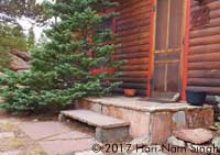 sangeets blog 2017 02 february 13 sometimes you have to forgive god cabin front porch 200x141