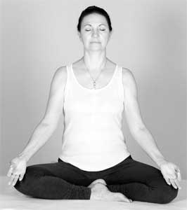 meditation for divine support and protection easy pose 266x300